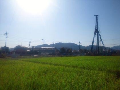 福岡市 早良区 田園風景