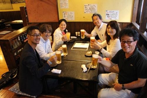 経営者さんとの勉強会(福岡市 ホームページ作成)