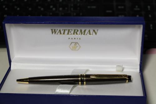福岡 ホームページ作成の際にストーリーを書くとき WATERMANのボールペン
