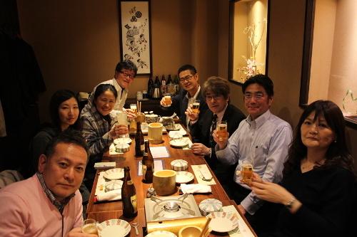 福岡,セミナー,集客,我楽多結クラブ懇親会
