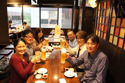 福岡,セミナー,懇親会,我楽多結クラブ