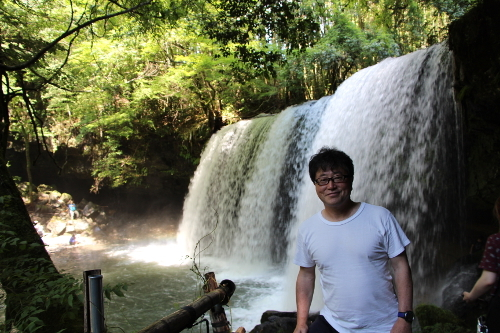 福岡,セミナー,滝,我楽多結クラブ