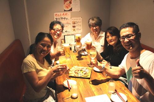 福岡の経営者の為のセミナー第69回懇親会