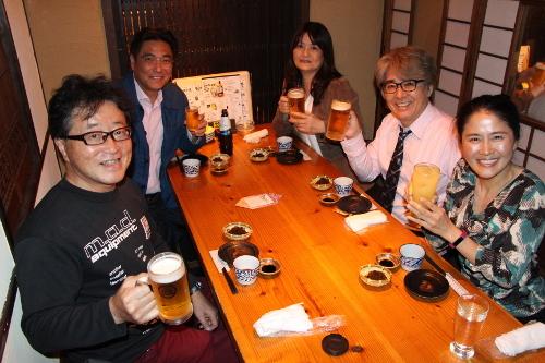 福岡の経営者の為のセミナー第70回懇親会