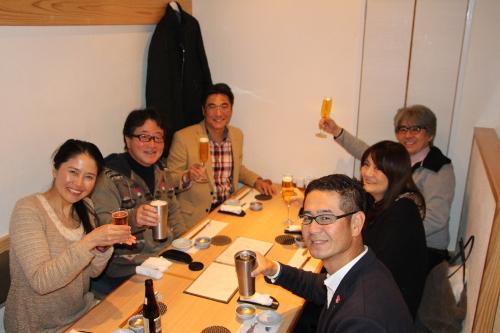 福岡のセミナー懇親会
